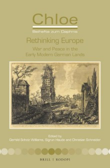 War and Peace in the Early Modern German Lands